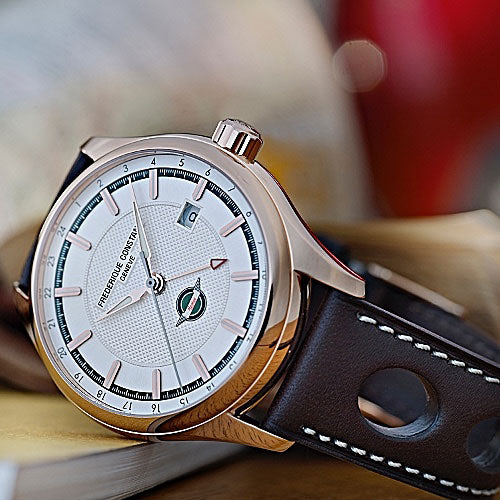"The new Limited Edition 2014 <br>Frederique Constant ""Healey Gmt 24H"" Collection"