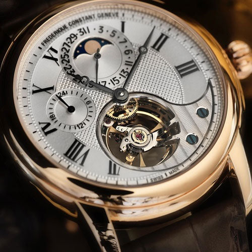 Frederique Constant – Record first half year 2014