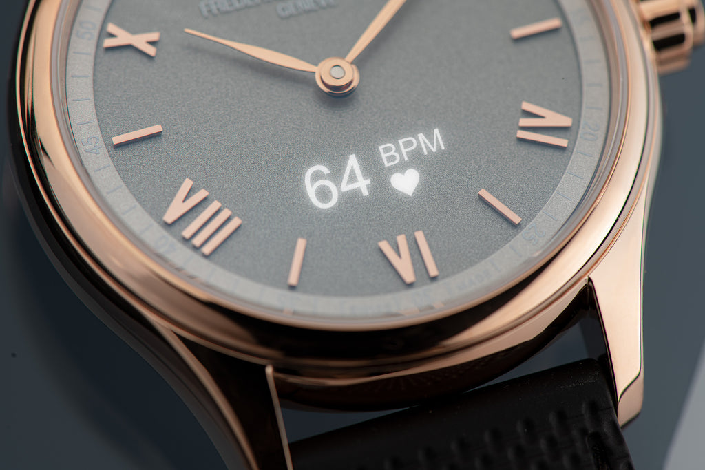 VITALITY SMARTWATCH - The 4th Connected Innovation from Frederique Constant