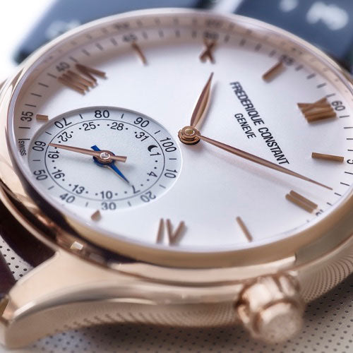 Frederique Constant and Alpina announce <br>the Swiss Horological Smartwatch, powered by MotionX®
