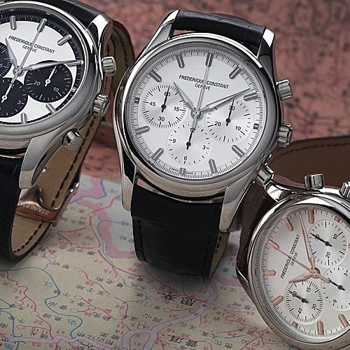 Frederique Constant Vintage Rally Collection