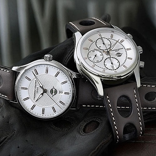 "The All-New Frederique Constant <br> Vintage Rally ""Healey"" Collection"