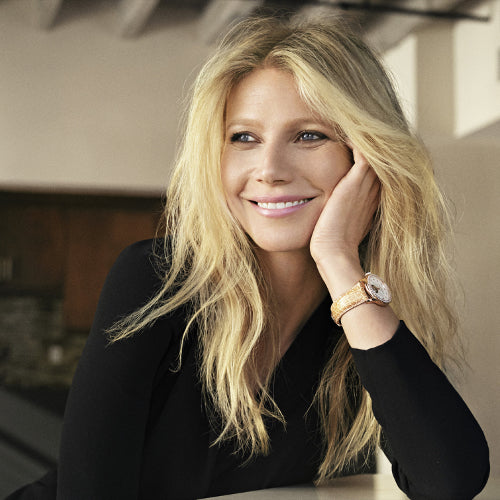 New charity ambassador Gwyneth Paltrow gives her thoughts on the new <br>Delight Automatic in an exclusive interview