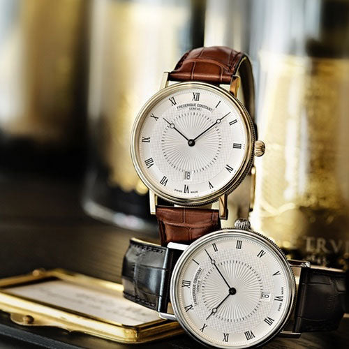 New Frederique Constant Classics Slimline Automatic Collection<br>Beautiful Watch! Beautiful price!