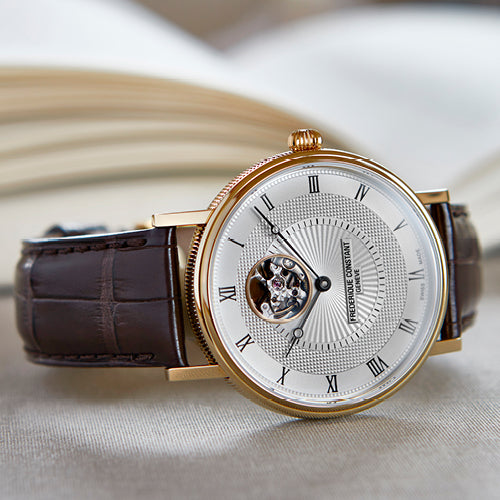 The Classics Automatic Heart Beat<br>Luxury at your fingertips