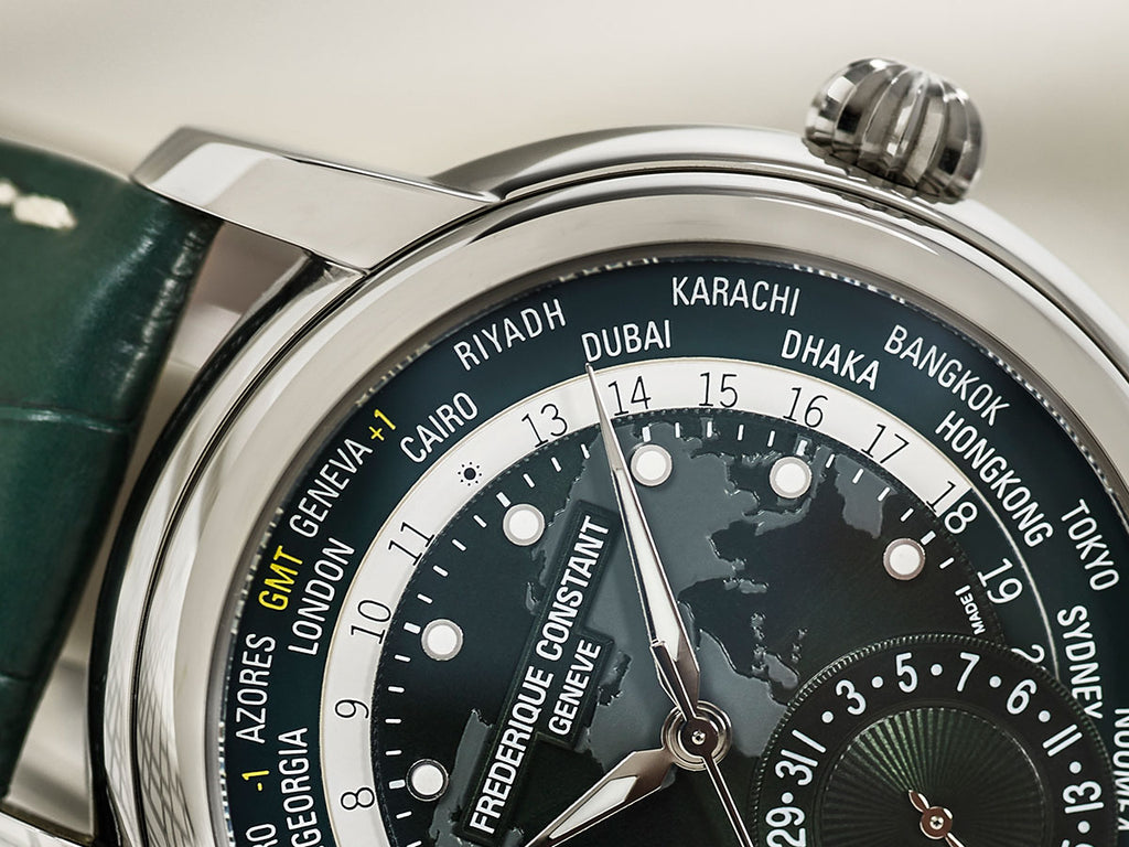 2018 PRE-BASELWORLD NOVELTY Classic Worldtimer Manufacture