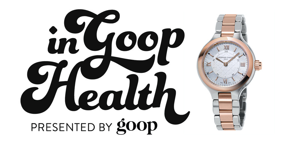Frederique Constant Announced as a Sponsor of <br>goop's Wellness Summit: In goop Health