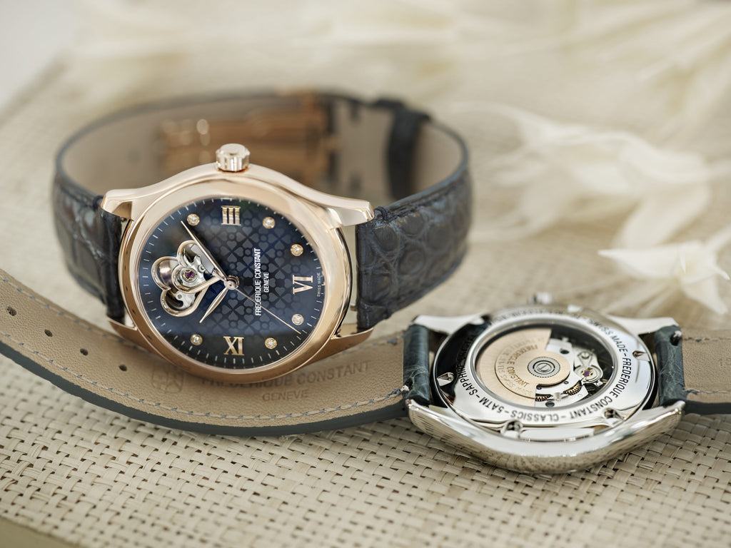 FREDERIQUE CONSTANT INTRODUCES SIX <br>NEW LADIES AUTOMATIC TIMEPIECES <br>WITH GLOBAL CHARITY AMBASSADOR GWYNETH PALTROW