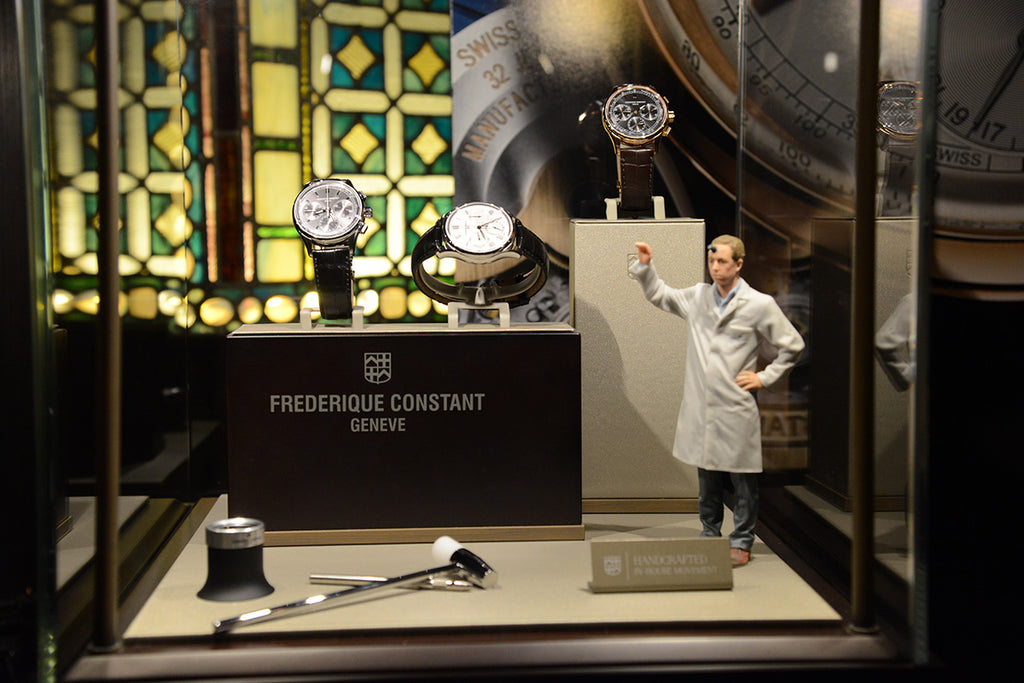Frederique Constant Hosts Manufacture Showcase <br>Celebrating the Art of Watchmaking