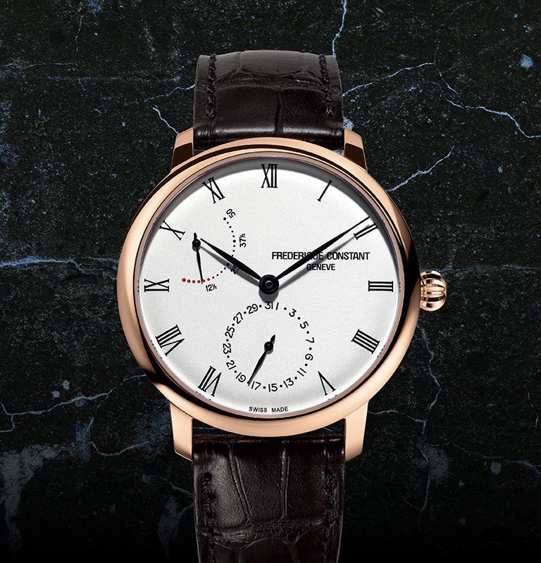 SLIMLINE POWER RESERVE