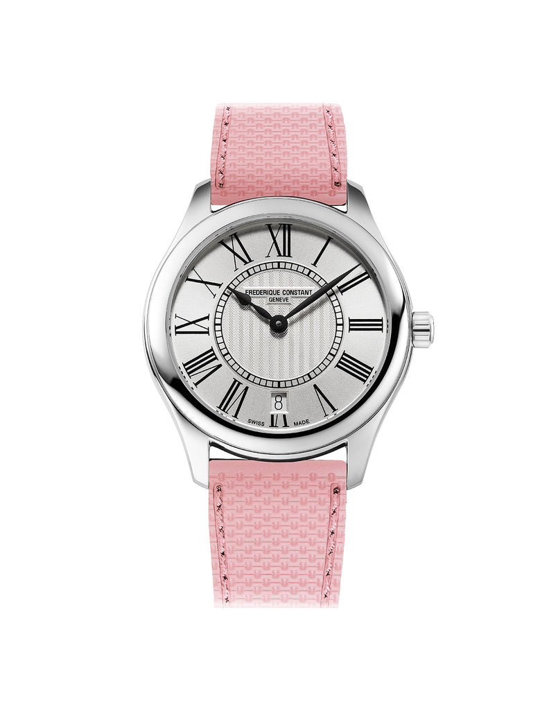 Classics Quartz Ladies Octobre Rose Special Edition