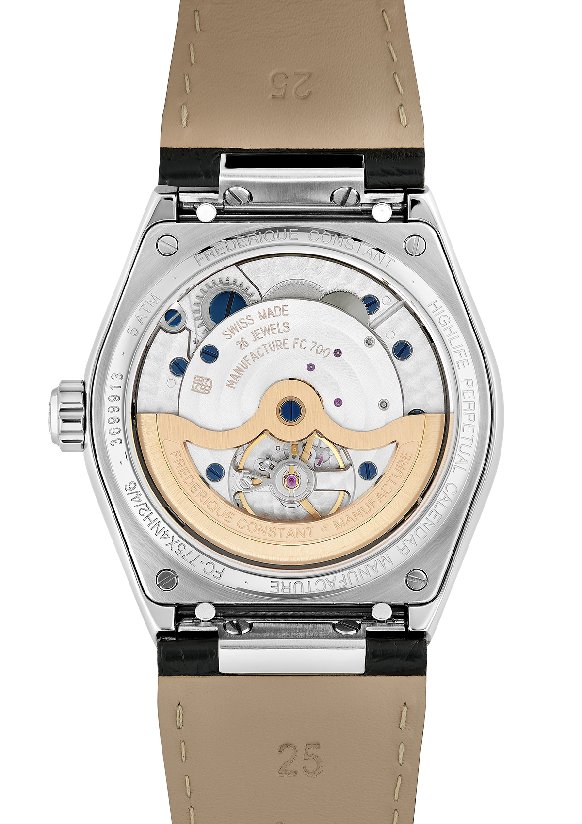 Highlife Perpetual Calendar Manufacture
