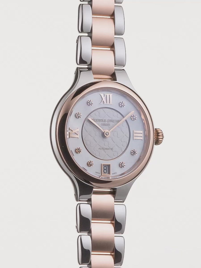 Automatic ladies watch