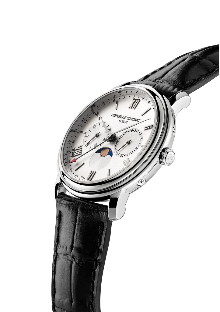 Frederique Constant moon phase watches
