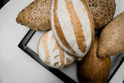 Bread Selection | K Lounge | Pastries Delivery | Villa Rosa Kempinski