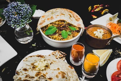 Bombay Indian Brunch for 4 | Brunch | Restaurant Delivery |  Villa Rosa Kempinski