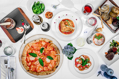 La Dolce Vita Italian Brunch for 4 | Brunch | Restaurant Delivery |  Villa Rosa Kempinski
