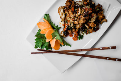Kung Pao Diced Chicken with Cashew Nut | 88 | Chinese Restaurant Delivery | Villa Rosa Kempinski
