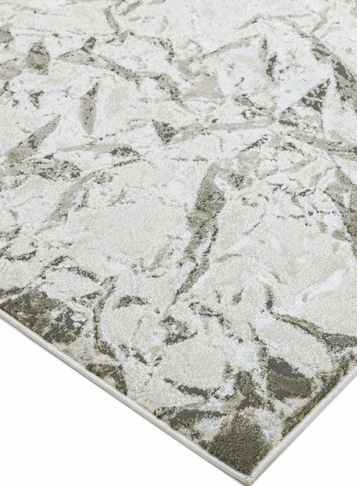 Aurora High Shine Abstract Rug - Satin - Modern Home Interiors