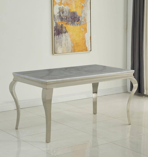 Louis Marble Dining Table  - All Sizes + Colours - Modern Home Interiors