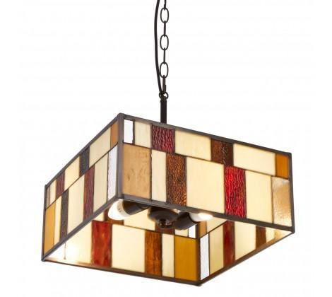 Waldorf Square Pendant Light - Modern Home Interiors