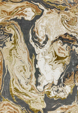 Load image into Gallery viewer, Aurora High Shine Abstract Rug - Marble - Modern Home Interiors