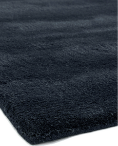 Aran Midnight Rug - 3 Sizes Available - Modern Home Interiors