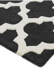 Load image into Gallery viewer, Artisan Charcoal Rug - 3 Sizes Available - Modern Home Interiors