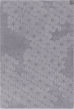 Load image into Gallery viewer, Starburst Hand Tufted Extra Thick Rug - Lilac - Modern Home Interiors
