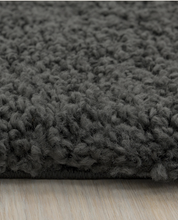 Load image into Gallery viewer, Emma Thick Pile Soft Rug - Graphite - Modern Home Interiors