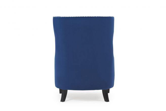 Portia Velvet Accent Chair - Modern Home Interiors