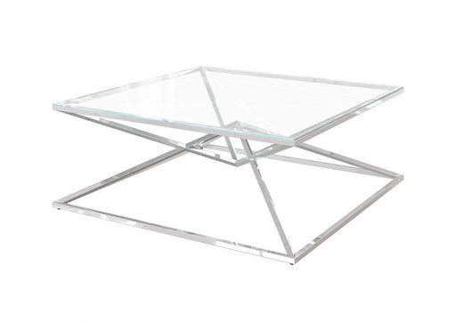 Prism Glass Coffee Table - Modern Home Interiors