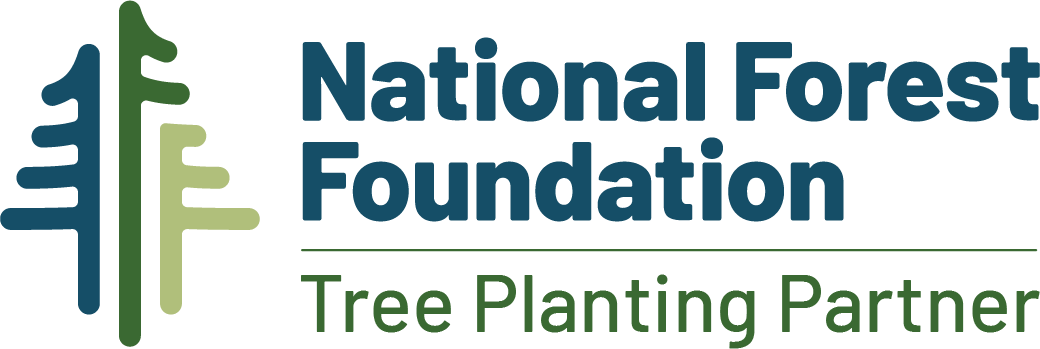 Ahnako is a Nation Forest Foundation Tree Planting Partner
