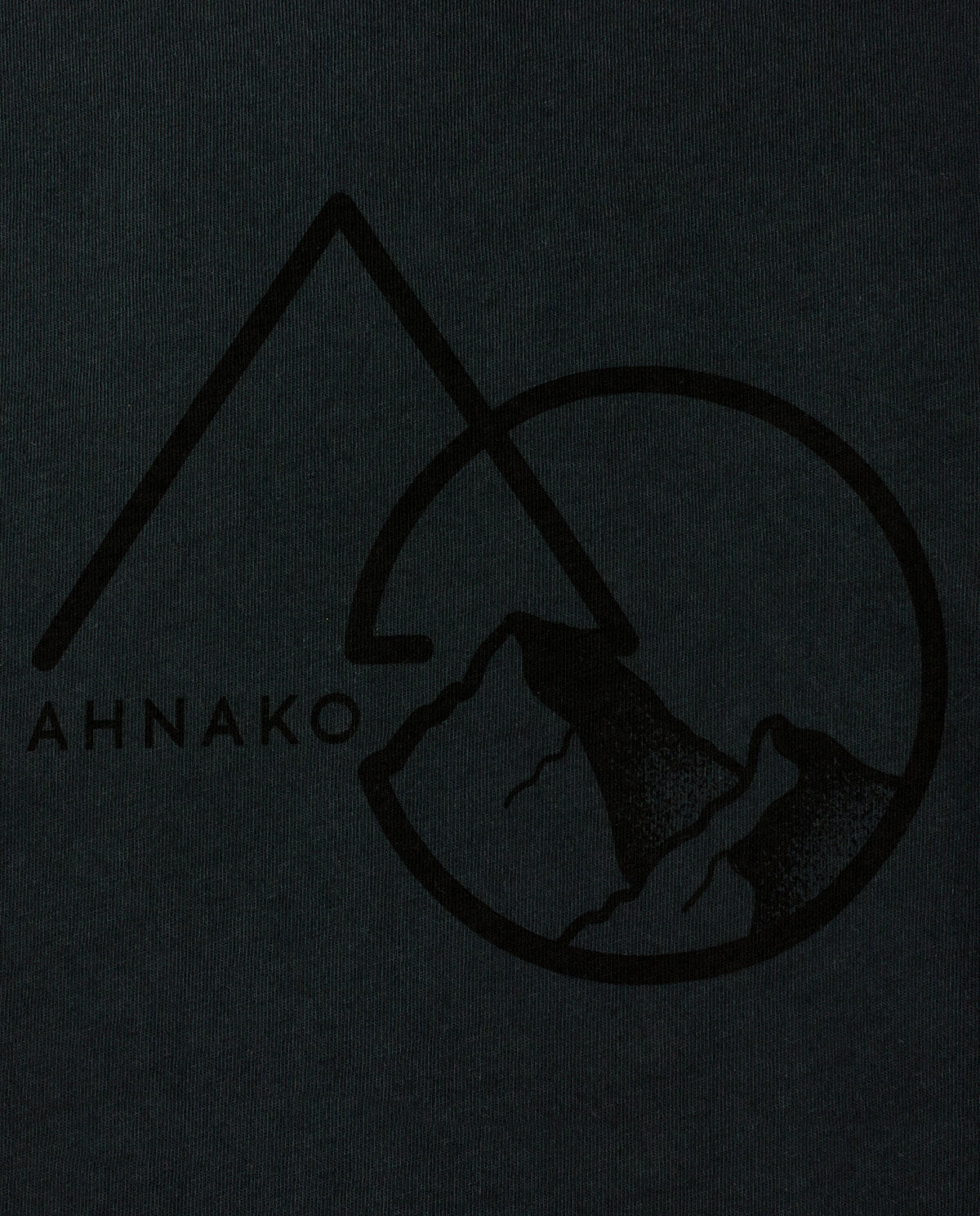 Ahnako Mountains - Vintage Black