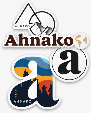 Ahnako Sticker Pack