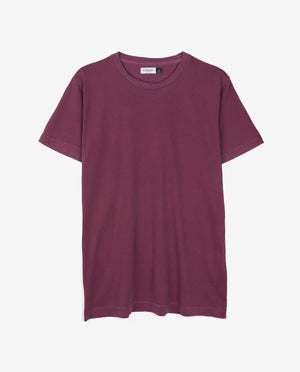 Ahnako Basic Tee Shirt - Pomegrante