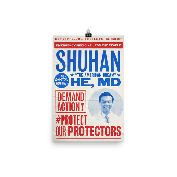 Dr. Shuhan He, MD by Mark Kelner & Ben Ostrower