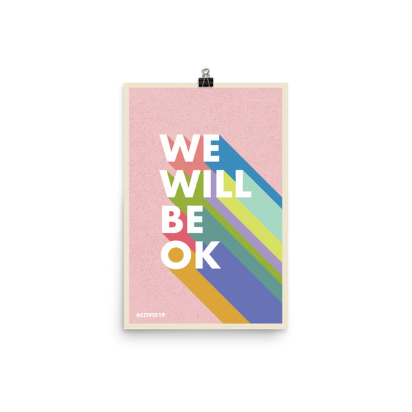 We Will Be Ok by Molly Carl