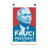 Anthony S. Fauci for President by Jason Irla