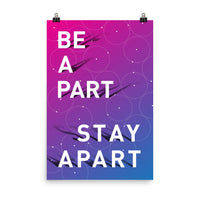 Be a Part, Stay Apart by Eric O'Toole