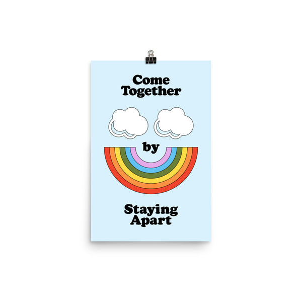 Come Together by Staying Apart by Chelsea Goldwell