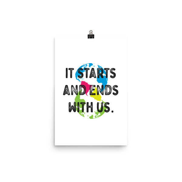It Starts & Ends With Us by Olivia Kantyka