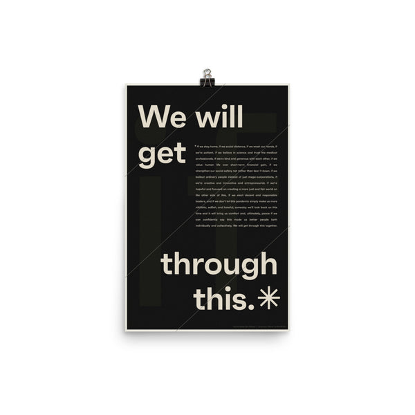We Will Get Through This* by Ben Ostrower