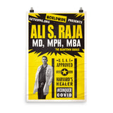 Dr. Ali S. Raja, MD MPH MBA by Mark Kelner & Ben Ostrower
