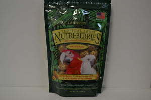 Lafeber's Tropical Fruit Nutri-Berries - Feathered Follies