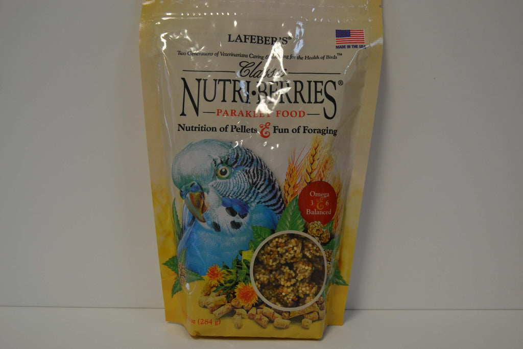Lafeber's Classic Nutri-Berries - Feathered Follies