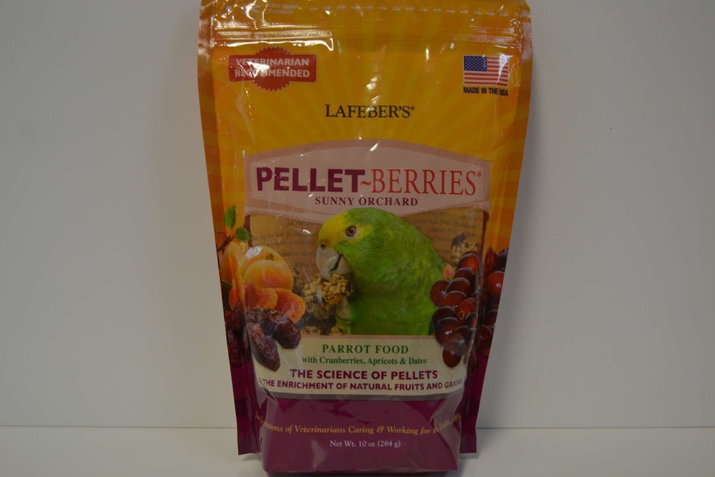Lafeber's Sunny Orchard Pellet-Berries - Feathered Follies