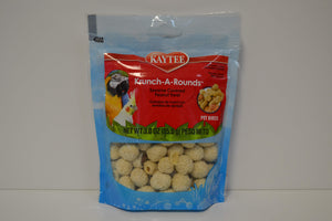 Kaytee Krunch-A-Rounds Peanut Treat - Feathered Follies