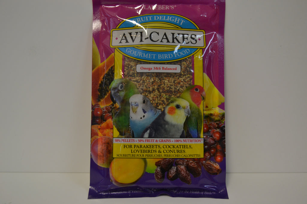 Lafeber's Fruit Delight Avi-Cakes - Feathered Follies