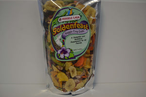 Goldenfeast Veggie Crisp Delight - Feathered Follies